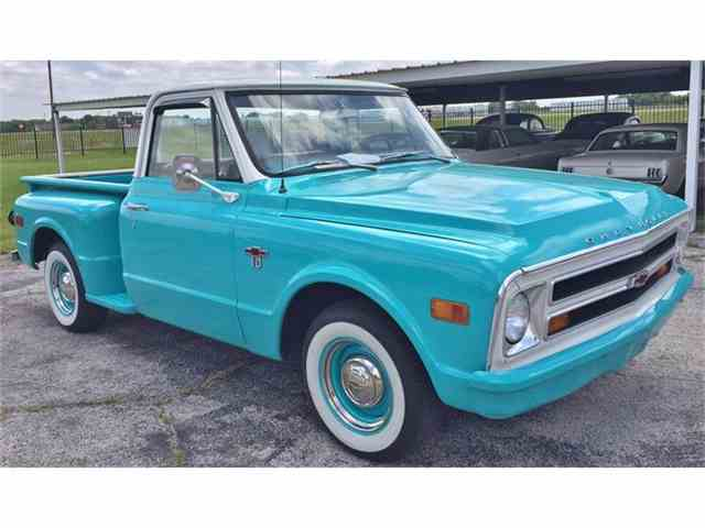 1968 Chevrolet C/K 10   819786
