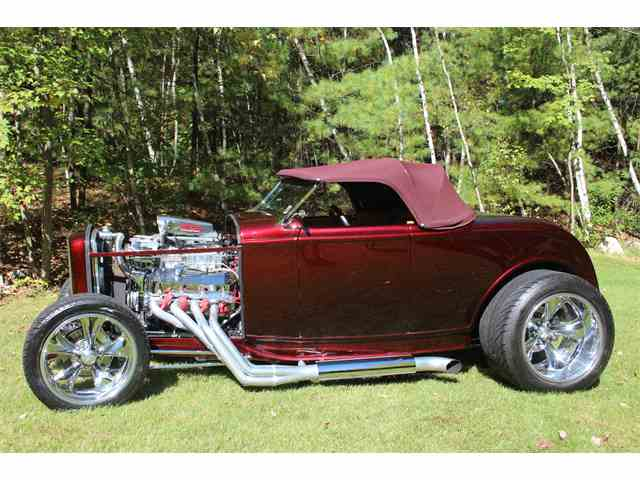 1932 Ford Roadster   819787