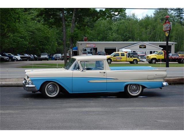 1958 Chevrolet Apache | 819789