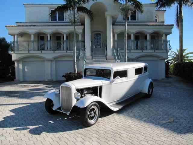 1932 Ford Victoria | 819799