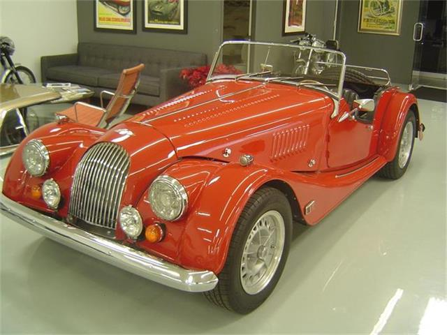 1984 Morgan Plus 8 | 819808