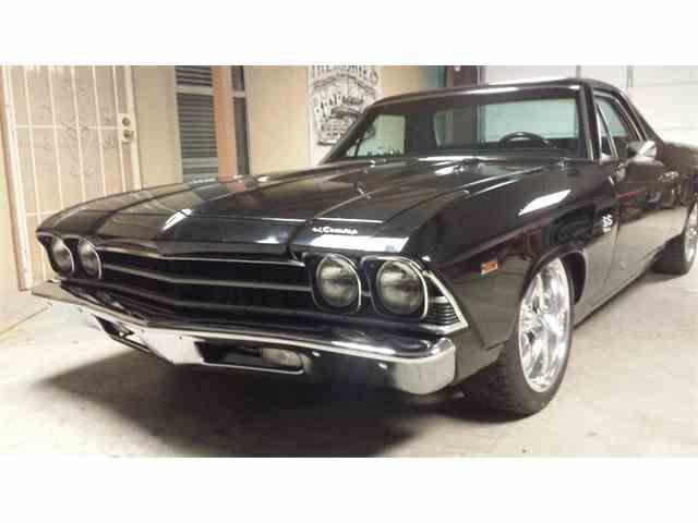 1968 Chevrolet El Camino SS | 819817