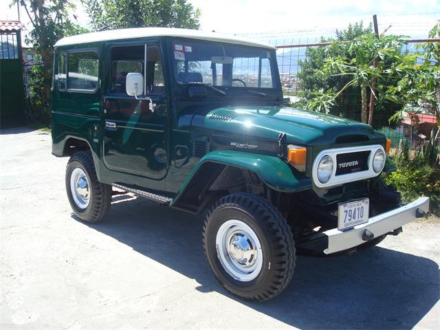 1978 Toyota Land Cruiser BJ | 819830