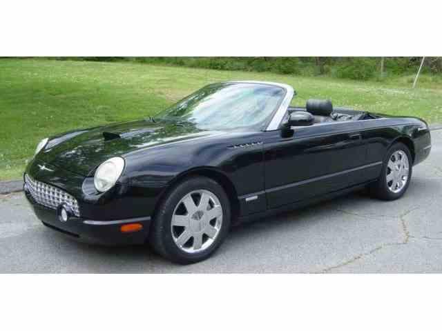 2002 Ford Thunderbird | 819859