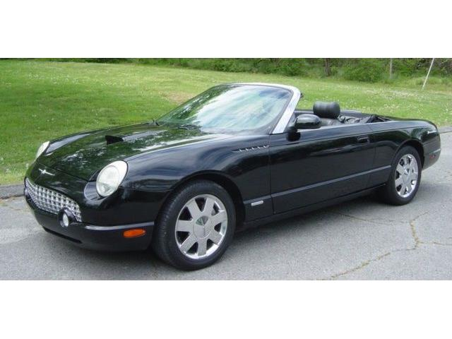 2002 Ford Thunderbird | 819859