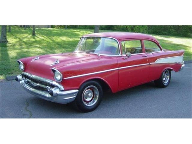 1957 Chevrolet 2-Dr Post | 819864