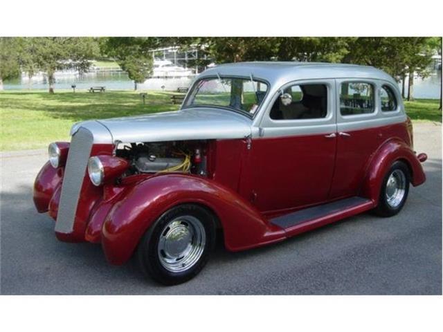 1936 Plymouth Sedan   819872