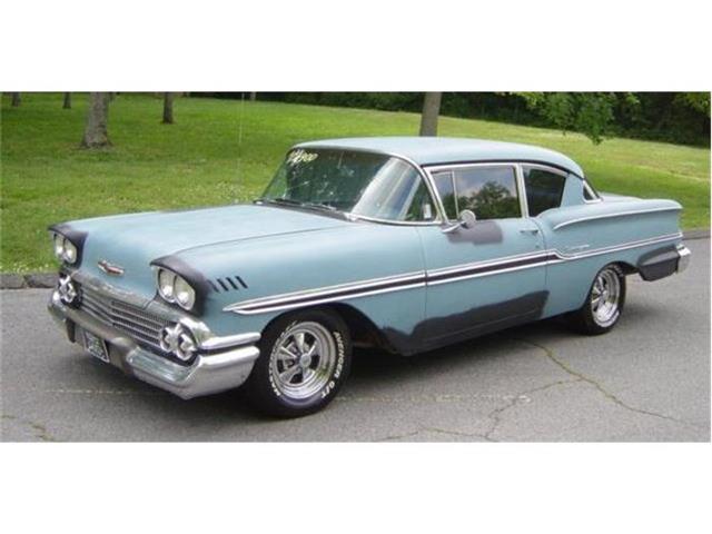 1958 Chevrolet Biscayne   819873
