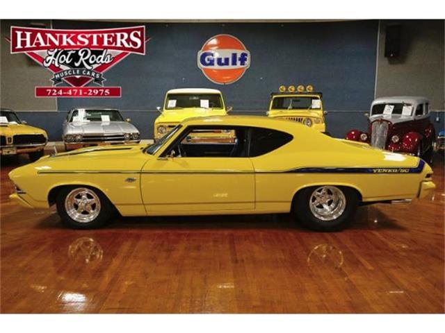 1969 Chevrolet Chevelle | 819885