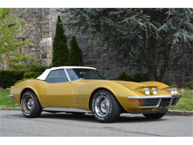 1972 Chevrolet Corvette | 819890