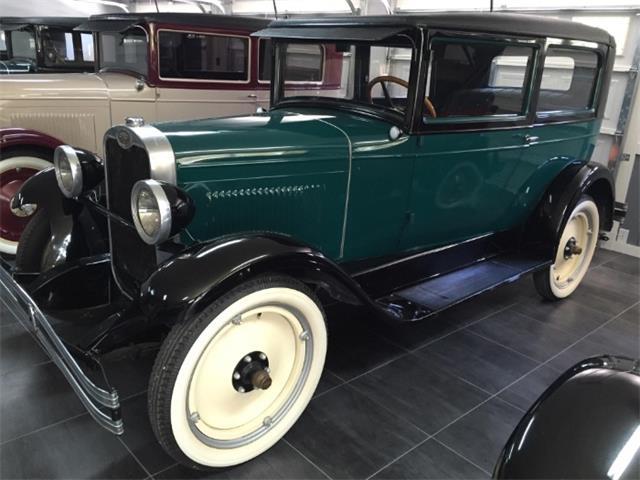 1928 Chevrolet 2-Dr Coach | 819904