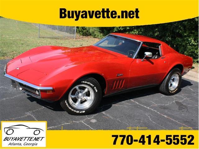 1969 Chevrolet Corvette | 819910