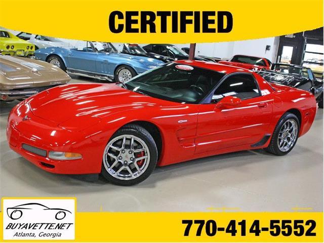 2004 Chevrolet Corvette | 819912