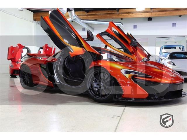2015 McLaren P1   819932