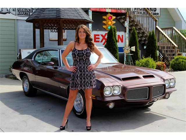 1971 Pontiac GTO | 819939