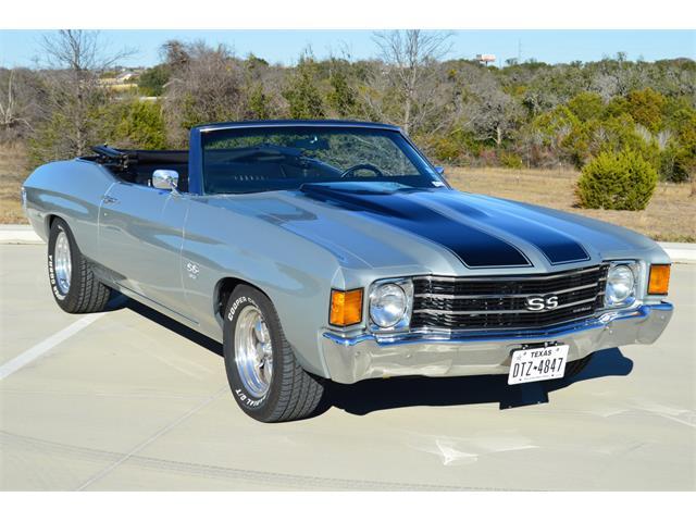 1972 Chevrolet Chevelle Malibu | 819950