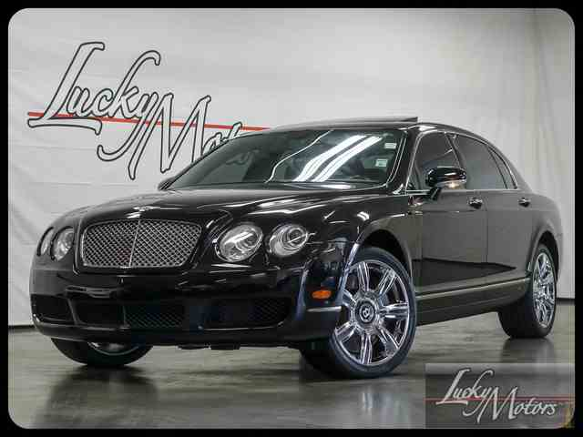 2008 Bentley Continental Flying Spur | 819956
