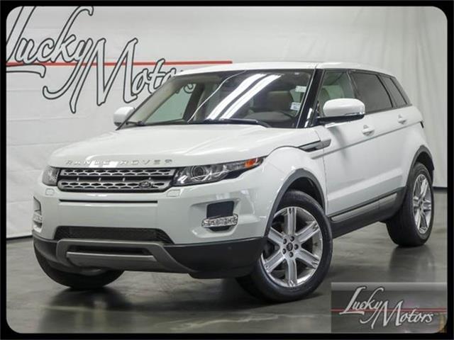 2013 Land Rover Range Rover | 819957