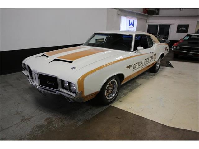 1972 Oldsmobile Hurst | 819962