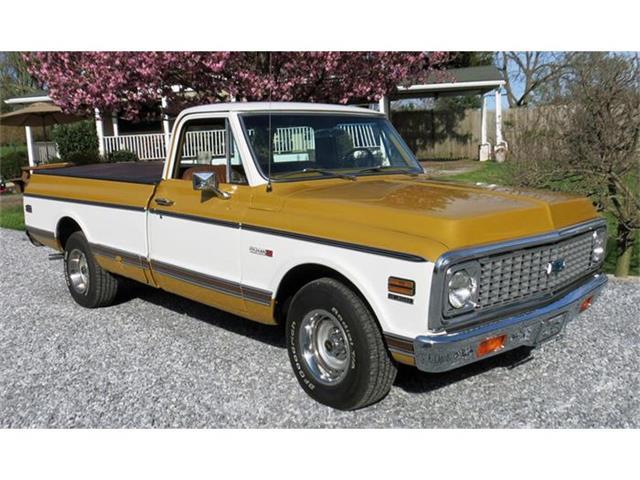1972 Chevrolet C/K 10 Series Cheyenne | 819965