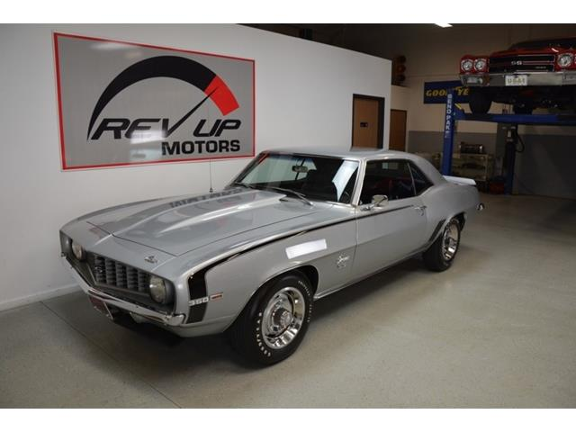 1969 Chevrolet Camaro | 819980