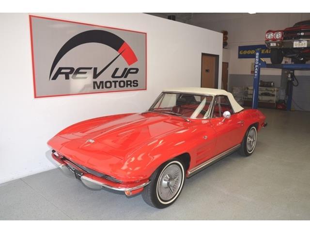 1964 Chevrolet Corvette   819981