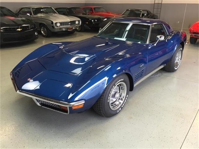 1972 Chevrolet Corvette | 819982