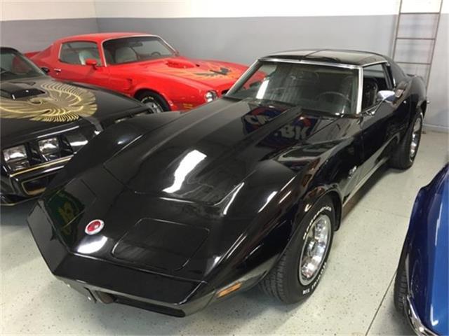 1973 Chevrolet Corvette | 819983
