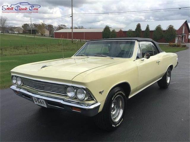 1966 Chevrolet Chevelle Malibu | 819988