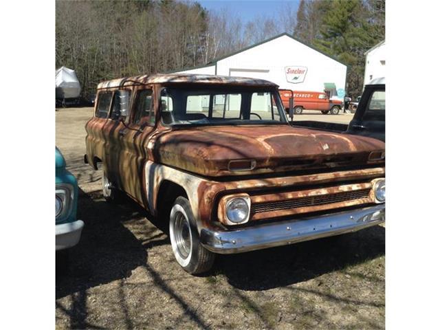 1964 Chevrolet Suburban | 819998