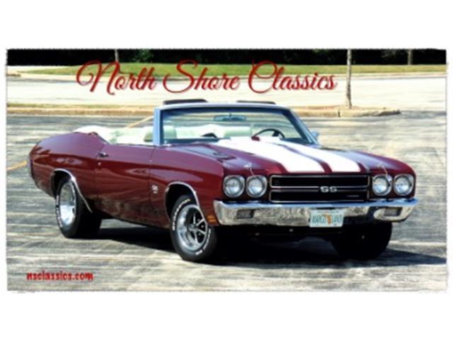 1970 Chevrolet Chevelle | 820001