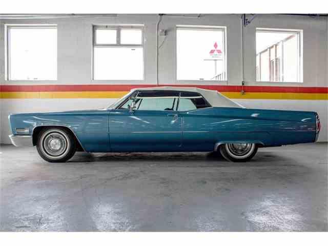 1968 Cadillac DeVille | 821228