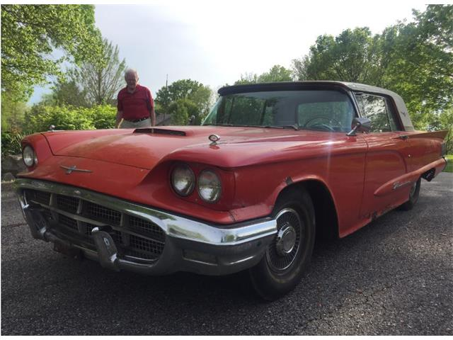 1960 Ford Thunderbird | 821531