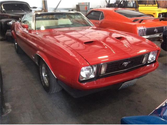 1973 Ford Mustang | 821841