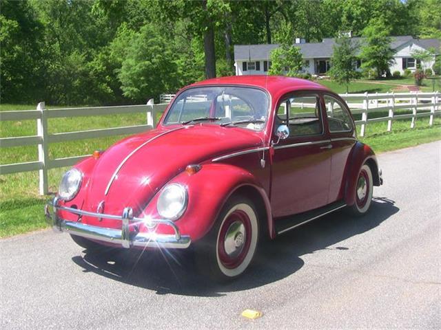1966 Volkswagen Beetle | 821936