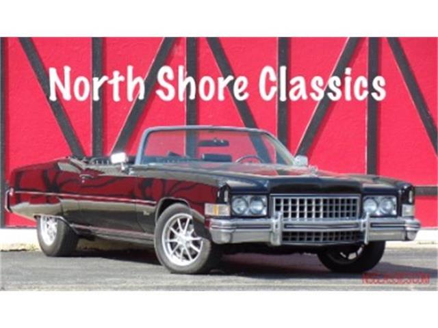 1973 Cadillac Eldorado | 820002