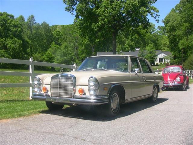 1971 Mercedes-Benz 280SE | 822059