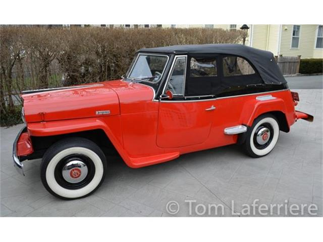 1948 Willys Jeepster | 822065