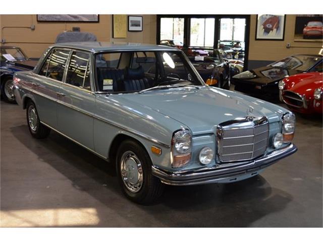 1970 Mercedes-Benz 220 | 822066