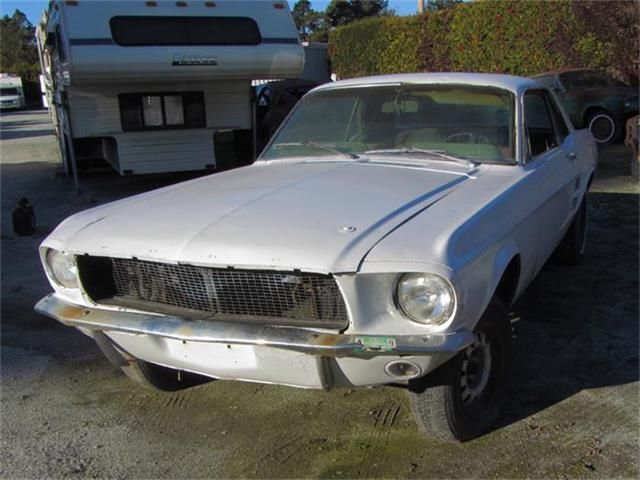 1967 Ford Mustang | 822074