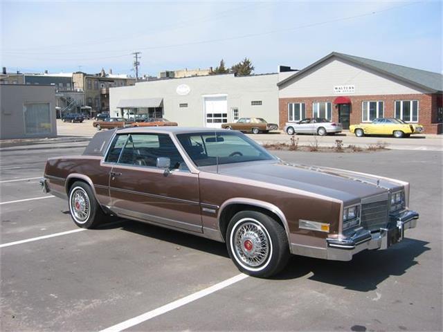 1983 Cadillac Eldorado | 822075