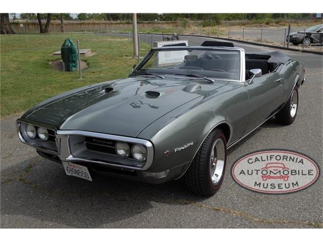 1968 Pontiac Firebird | 822076