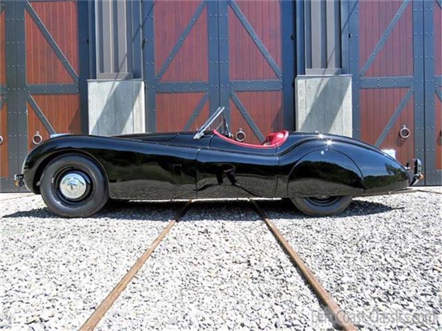 1952 Jaguar XK120 | 822077