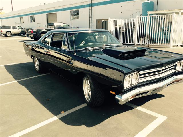 1969 Plymouth Road Runner | 822081