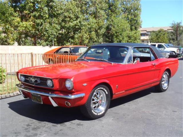 1965 Ford Mustang GT | 822083
