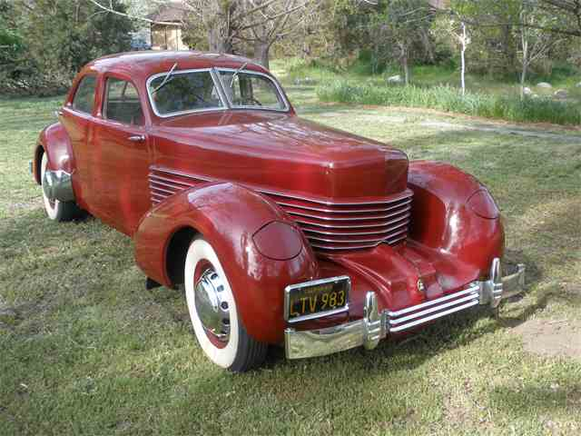 1936 Cord 810 Westchester | 822087