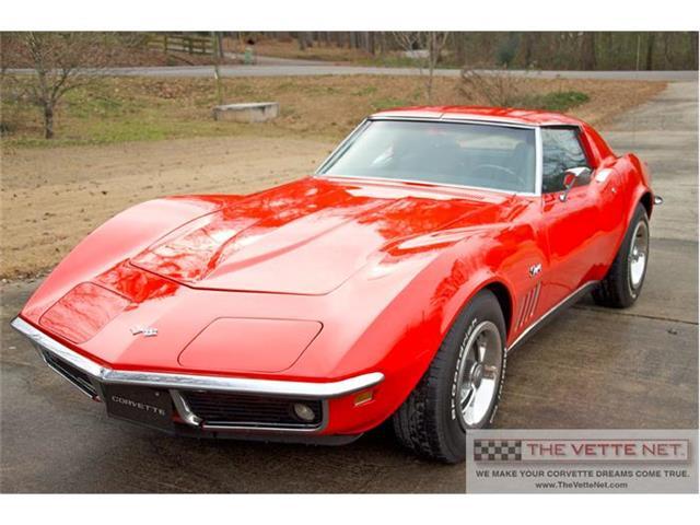 1969 Chevrolet Corvette | 822114