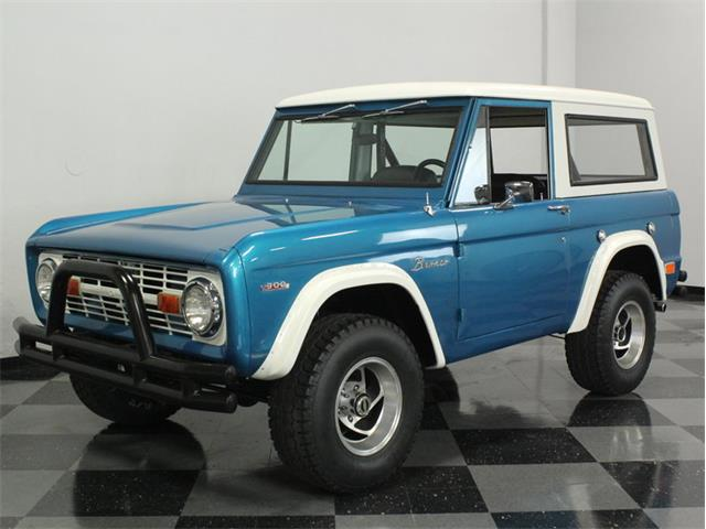 1969 Ford Bronco | 822126