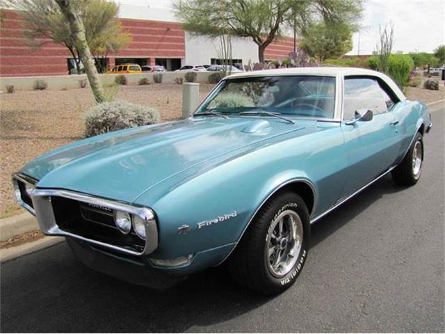 1968 Pontiac Firebird | 822133