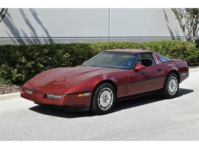 1986 Chevrolet Corvette | 822138
